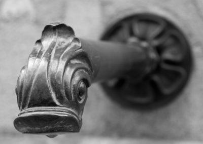 Budapest Water Spigot